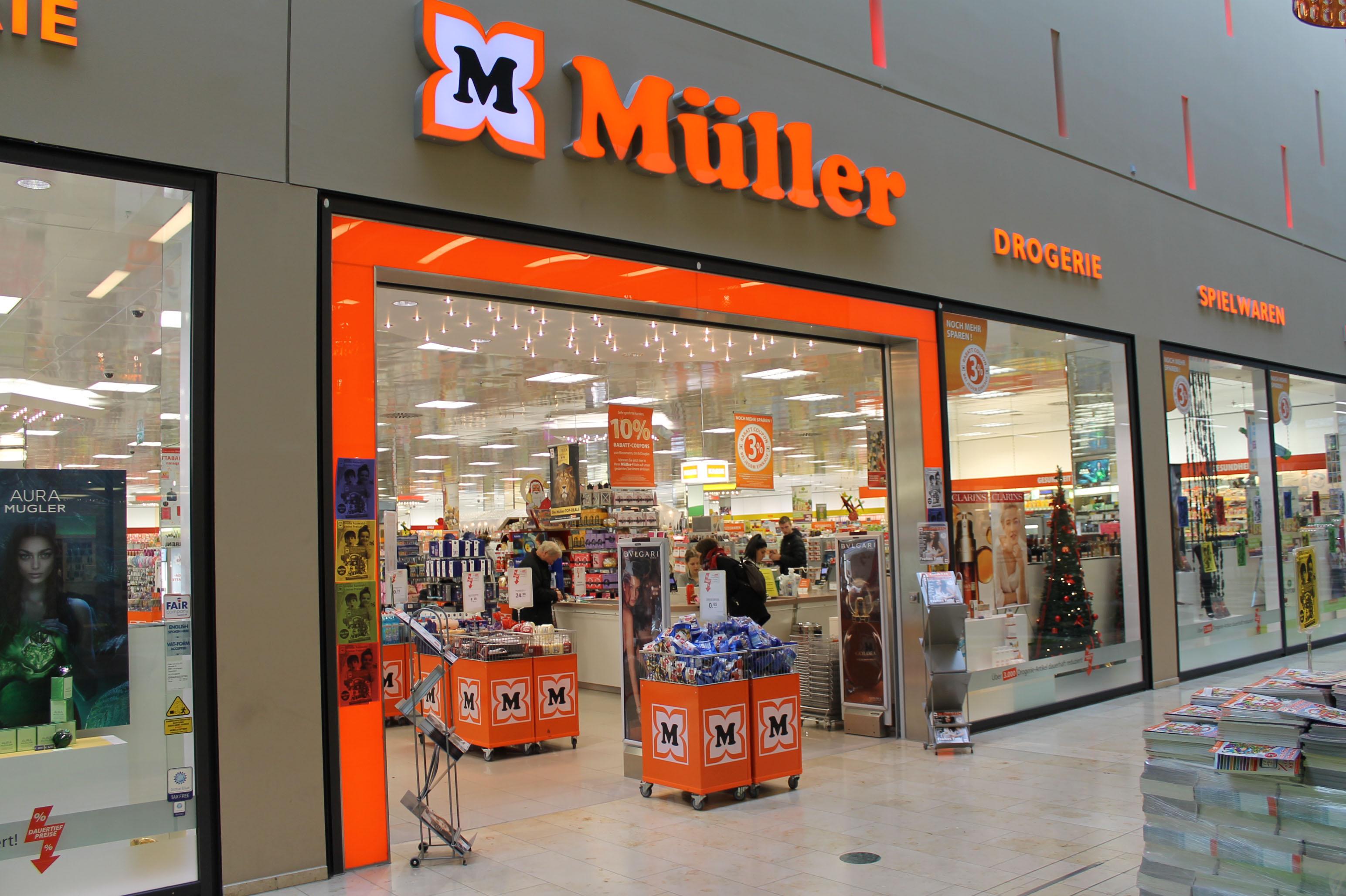 Müller Drogerie Online Shop Spielwaren