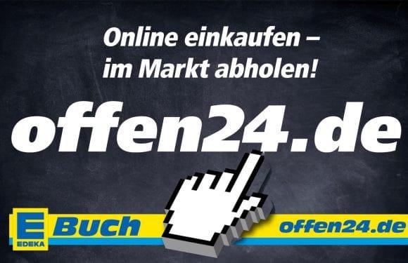 ALLE PRODUKTE VON EDEKA BUCH  JETZT AUCH ONLINE – OFFEN24.DE