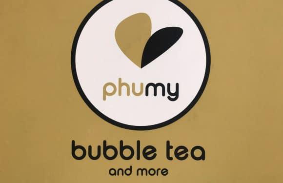 PHUMY ERÖFFNET IN KÜRZE. BUBBLE TEA AND MORE